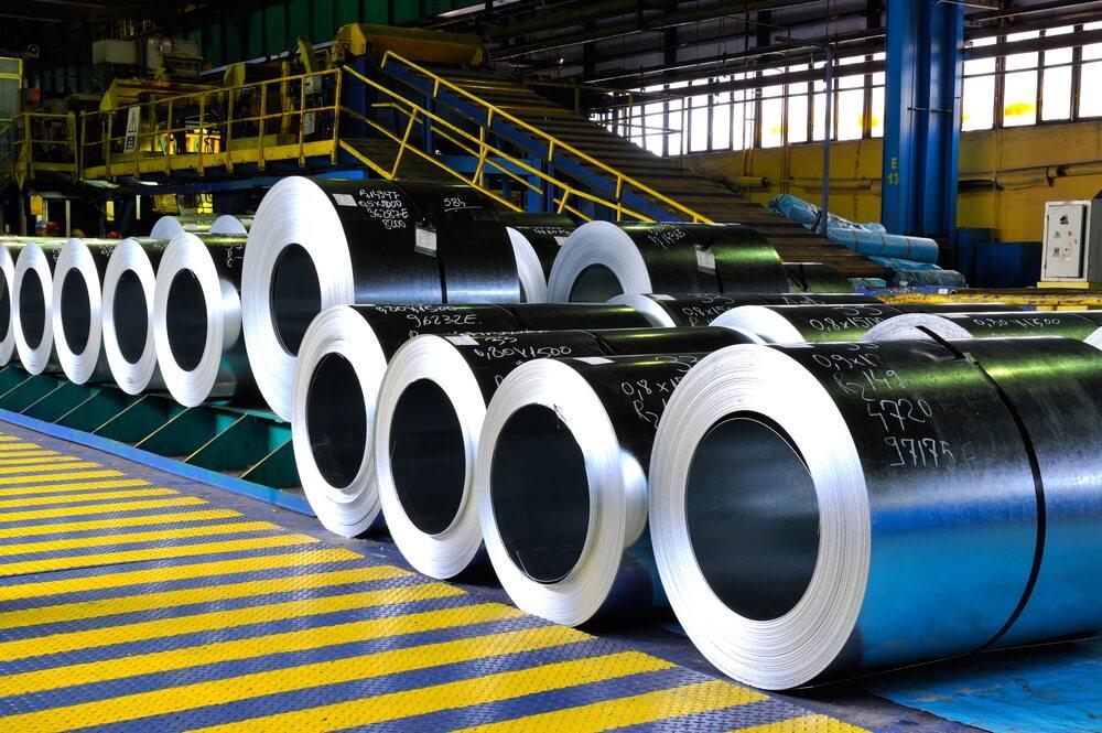 Migration Metall Industrie Beschichtung