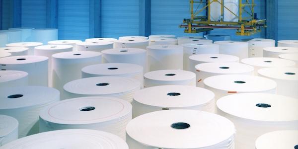 Turnkey Projekte Papierindustrie